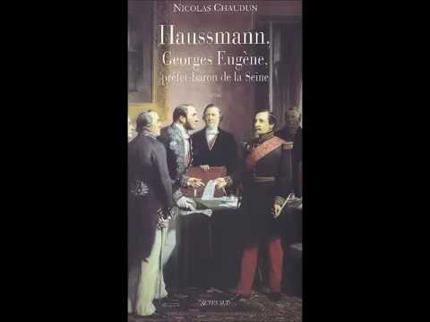 Le baron Haussmann 1853 1870 Second Empire