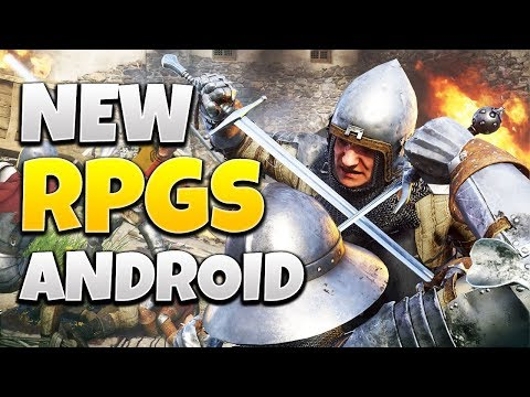 Top 10 Best RPG Games For Android 2019