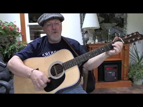 1145 - England Swings - Roger Miller cover with chords and lyrics