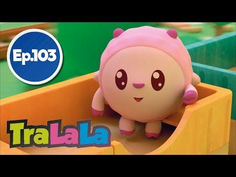 BabyRiki -  La bord (Ep. 103) Desene animate | TraLaLa