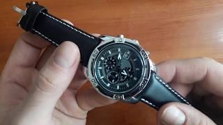 Jam Tangan Pria Analog Casio Anti Air Mewah Jam Tangan SKMEI Original