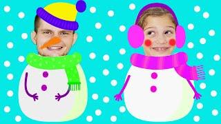 Чудный зимний день | Песенка про зиму | Песни для детей от Ба Би Бу