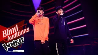 อู๋ & เบนซ์ - Microphone - Blind Auditions - The Voice Thailand 2019 - 16 Sep 2019