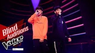 อู๋ & เบนซ์ - Microphone - Blind Auditions - The Voice Thailand 2019 - 16 Sep 2019
