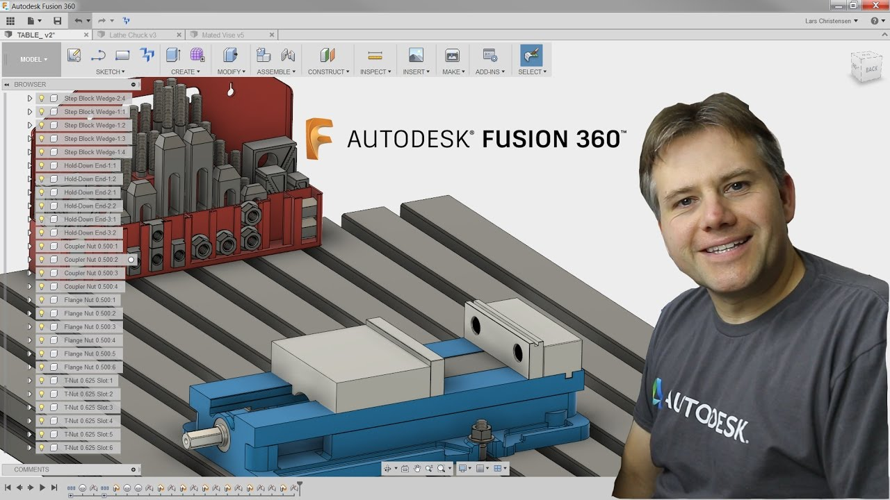 Fusion 360 Tutorial - How to get a handle on Assembly and..