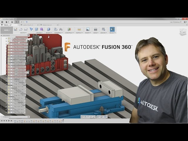 Fusion 360 Tutorial — How to get a handle on Assembly and Joints in Fusion