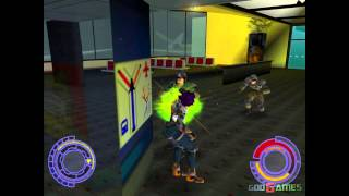 Oni - Gameplay PS2 HD 720P