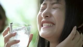 TVCM コマーシャル SUNTORY 2013CM一覧 . 石原さとみ RTS統合 CM Sat...