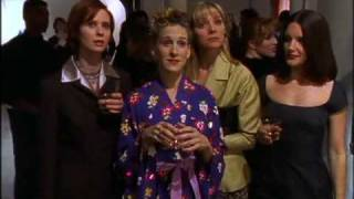 They say a picture is worth a thousand words SATC S1 E5