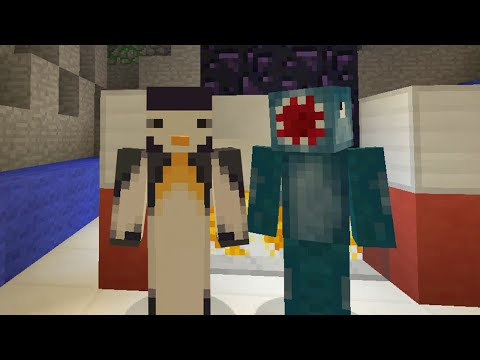 Minecraft Xbox: Sid the Squid [165]