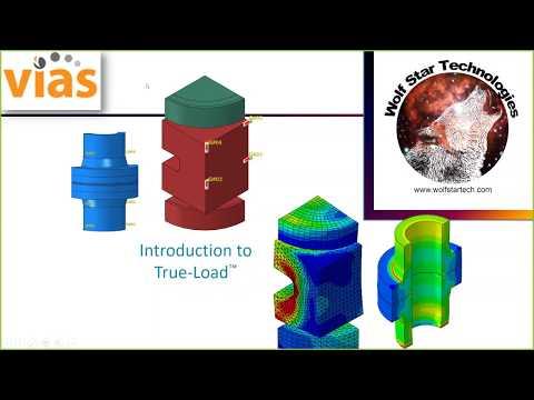 True Load Software Webinar - Optimization Of Strain Gauges Location Using FEA