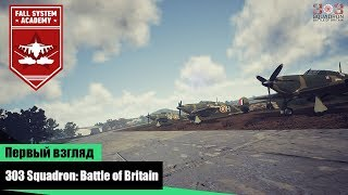 303 Squadron: Battle of Britain - Первый взгляд