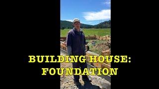 Building Farmhouse #2: Rubble Trench Foundation!