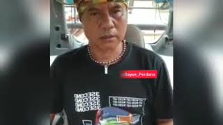 Bapak Ini Lantang Salahkan PDIP