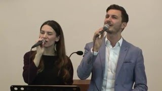 Otto și Dana Pascal - Doamne vreau să Te slujesc