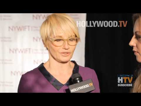 Connie Britton, Ellen Barkin and Robin Wright honored by NYWIFT  Çamlıca Hollywood TV