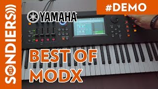 BEST OF YAMAHA MODX : PRESETS
