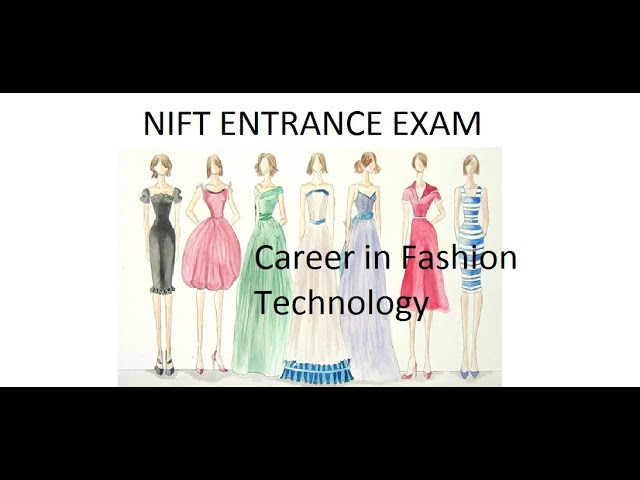 Nift Entrance Exam Information Question Pattern Tricks Information Solve Answer Coaching Books Youtube