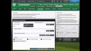 Football Manager 2013   Carreira SCP  portugal  Ep 1