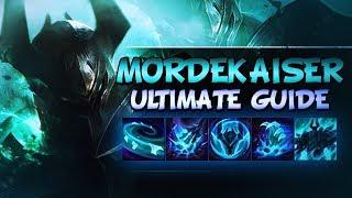 Download lagu MORDEKAISER REWORK ULTIMATE GUIDE SEASON 9 Best Combos Best Builds Best Tips League Of Legends MP3