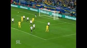 BOATENG RETTET GEGENTOR! DEUTSCHLAND - UKRAINE 2:0 !!!