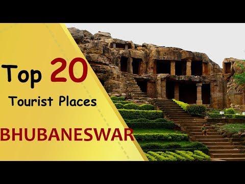 """BHUBANESWAR"" Top 20 Tourist Places | Bhubaneswar Tourism"