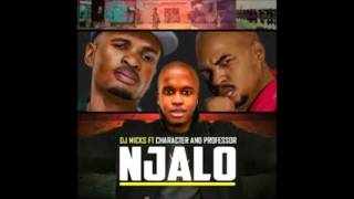DJ Micks Feat. Character & Professor - Njalo