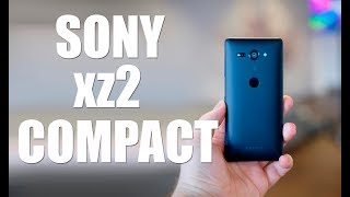 Sony XZ2 COMPACT - ОБЗОР!