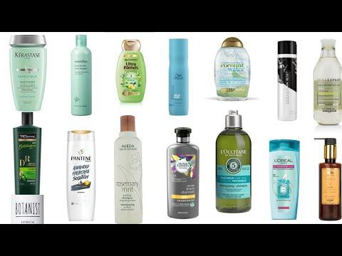 BEST 15 SHAMPOO FOR OILY SCALP   HAIR CARE FOR OILY SCALP   SHAMPOO FOR OILY HAIR 2020