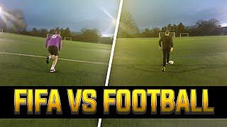 FIFA VS FOOTBALL With SPENCER FC