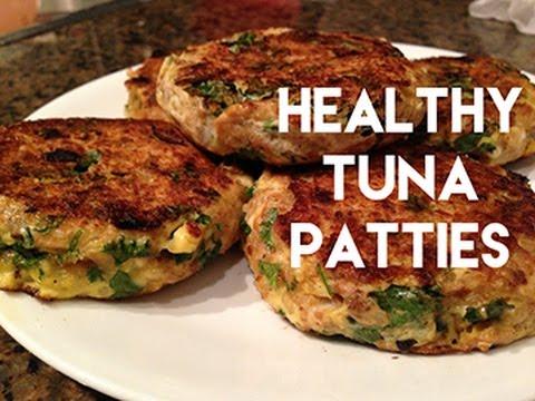 nefitt-healthy-meal-wednesdays-#1---high-protein-tuna-patties