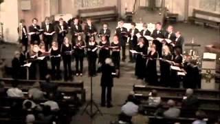 UdK Kammerchor - Heinrich Schütz: Deutsches Magnificat. Meine Seele erhebt den Herren (SWV 494)