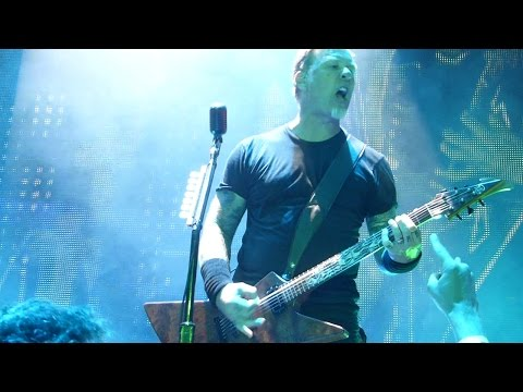 Metallica - Master of Puppets [Stage Footage] (Live in Gothenburg, August 22nd, 2015)