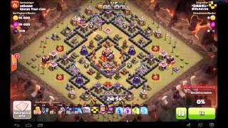 Clash of Clans Clankrieg Bvb4ever #2