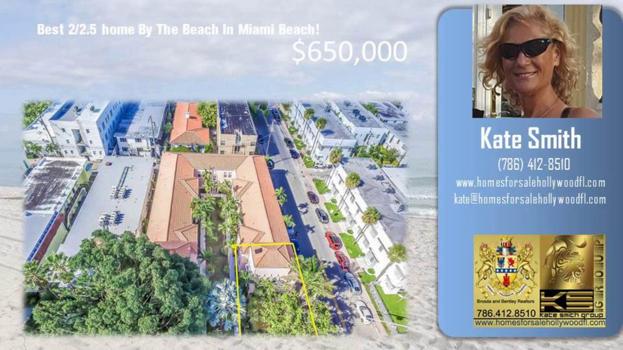 Miami beach apartments for sale - YouTube