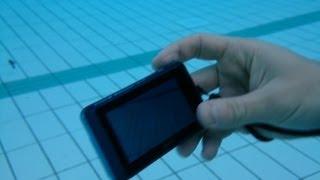 Sony Xperia Z Kamera Test UNTER WASSER
