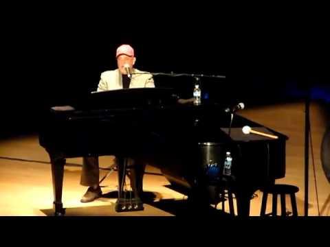 Billy Joel  Lynn University Masterclass Highlights   Boca Raton, FL 2 23 12