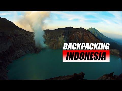 Indonesia Backpacking Adventure 2017   Travel video HD   Java, Bali, Gili T, Gili Air & Lombok
