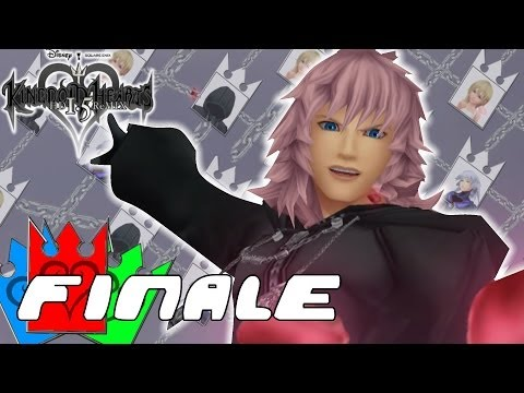 Kingdom Hearts HD 1.5 ReMIX - Re:Chain of Memories - Ep. 27 - Sora Finale: The 13th Floor