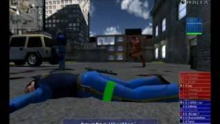 Linux Game Reviews - Urban Terror
