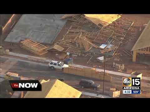Surprise, Sun City still cleaning up storm damage
