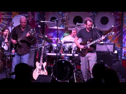 FORGOTTEN SPACE - Wharf Rat - The Live Oak Music Hall & Lounge (Ft. Worth, TX) - Oct 5, 2012