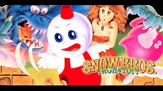 Gioco snow bros scarica