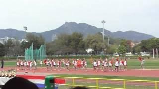 2016-2017 九龍真光中學仁社啦啦隊