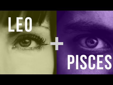 Pisces and Leo Relationship Compatibility (A Love Match Made in
