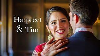 Anglo-Sikh Wedding | Southall Gurdwara & Syon House | Bloomsbury Films ®
