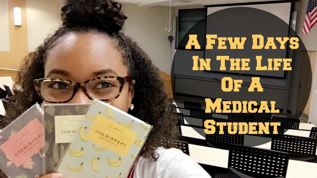 A Typical Day as a First Year Medical Student | Med School Vlog #13