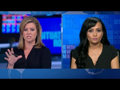 Trump spokeswoman pressed on vetting immigrants