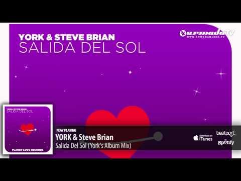 York & Steve Brian - Salida Del Sol (York's Album Mix)