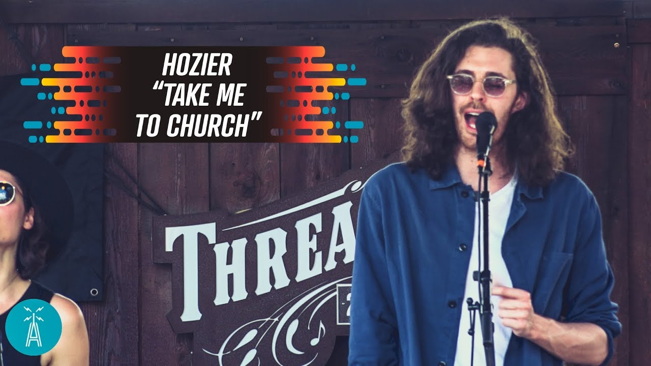 hozier acl 2018 でのライブから take me to church など2曲の映像を
